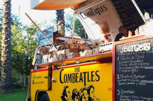 Hamburguesa The Combeatles