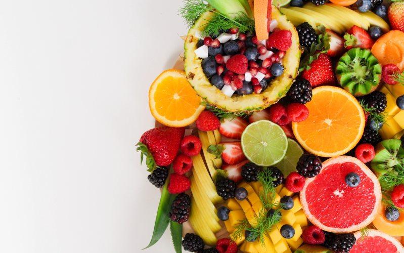 cítricos, alimentación saludable